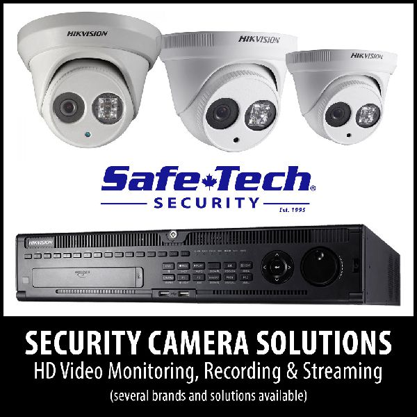 SafeTech security camera graphic