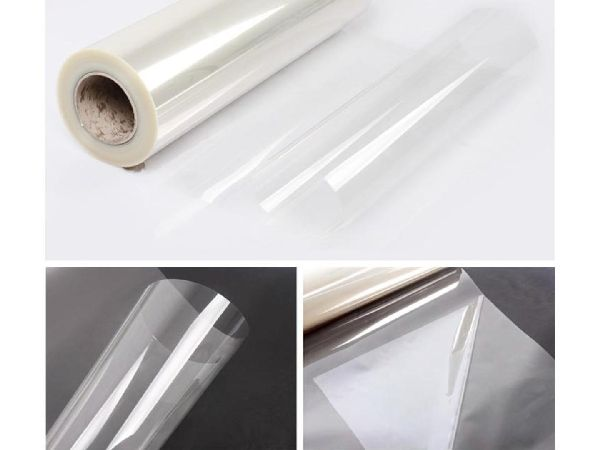 Image of window security film rolls