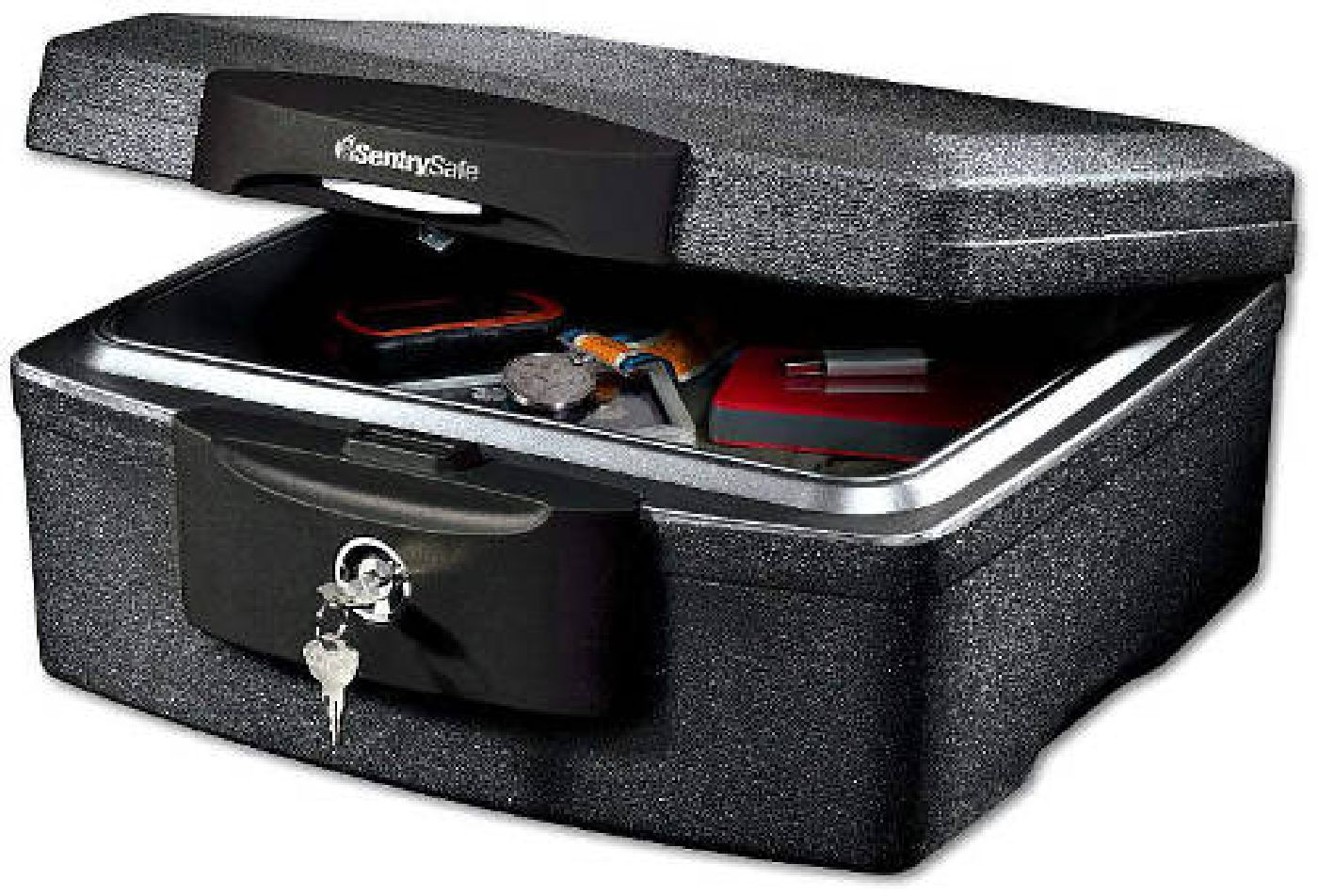 Image of a portable safe