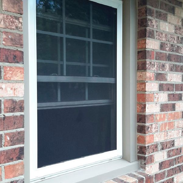 Image of window mesh security screen